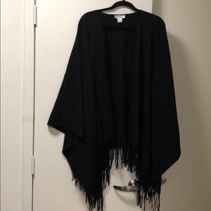 Pendleton Fringed Wrap.  (Matching skirt listed)
